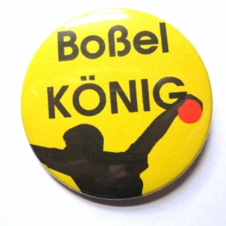 Button Boßelkönig