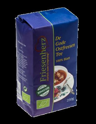 Friesenherz Tee - Ein Schülerprojekt startet durch - Friesenherz Tee
