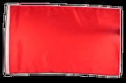 Fahne, Flagge 45x30 rot uni