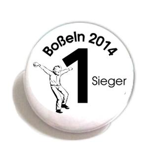Flaschenöffner Boßeln - 1. Sieger