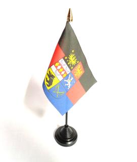 Tisch-Fahne Ostfriesland 16x28cm