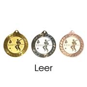 Medaille Leer 70mm 9256
