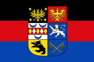 Aufkleber Ostfriesland-Fahne (Autoaufkleber)