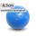 Boßelkugel für Kinder 8,5cm blau  verminderte Sprungkraft (Halle)