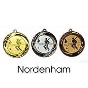 Medaille Nordenham 70mm 9153