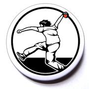 Button Boßler Motiv 105