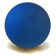 Boßelkugel aus Gummi WV 11,5cm blau 800g (HALLE)