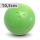 Boßelkugel gummi 10.5cm grün (Hobby)