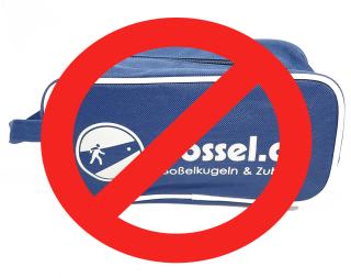 Keine Tasche