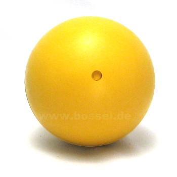 Boßelkugel gelb