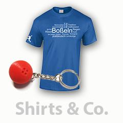 Bosseln T-Shirt